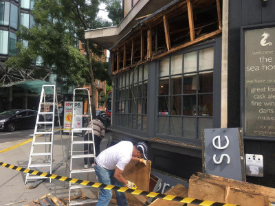Building Maintenance & Repairs Services